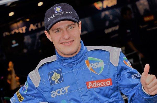 Historie: Poslední start Tomáše Engeho ve F1