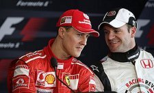 Barrichella nepustili k Schumacherovi