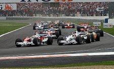 Hamilton: VC Francie se vrací na špatnou trať
