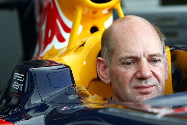 Newey odmítl absurdně štědrou nabídku Ferrari
