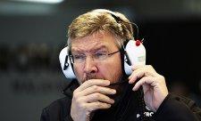 Brawn: F1 přežije i bez Ferrari!
