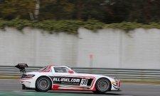 Basseng dovezl svůj Mercedes SLS k první výhře