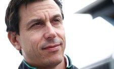 Wolff: F1 bude mít nejlevnější motory