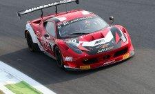 Startovní listina Blancpain Endurance Cup - Monza