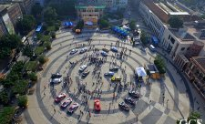 Startovní listina závodu GT v Makau