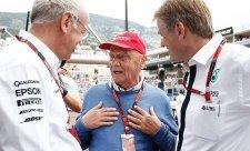Lauda zařadil Red Bull před Ferrari