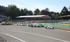 Do konce šampionátů GP2 a GP3 scházejí ještě tři podniky