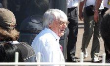 Ecclestone už na okruzích není vítán