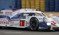 Alonso včera odjel 113 kol ve voze LMP1