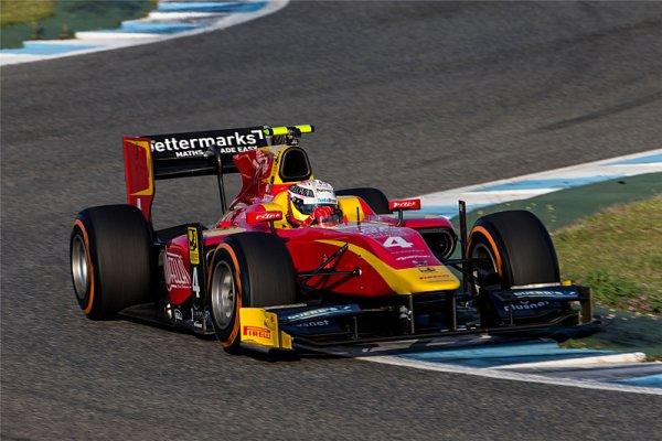 GP2: Deštivý Red Bull Ring přinesl vítězství Camposu i Jordana Kinga