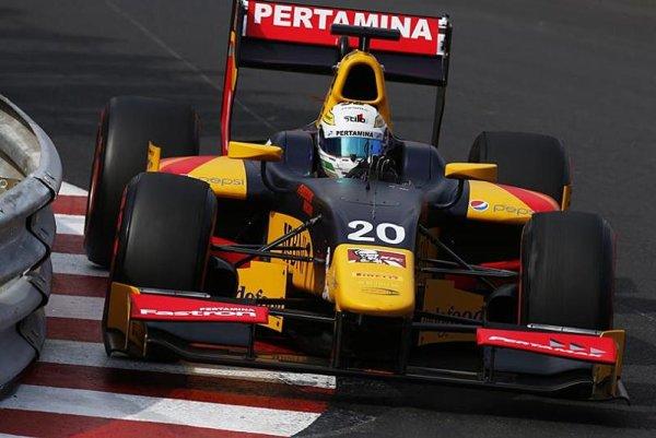GP2 na Monze: Hlavní závod patřil Italům, sprint ovládl Nato