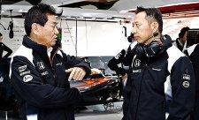 Hasegawa přišel o místo v F1