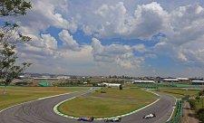 McLaren a Pirelli zrušily test na Interlagosu