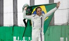 Massa hořekuje nad absencí Brazilce v F1