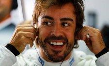 Alonso přeložil Fudži na staronový termín