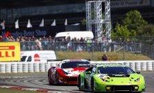 Změny pravidel v Blancpain Sprint Cupu