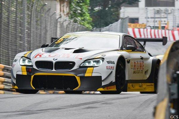 Třetí FIA GT Světový pohár