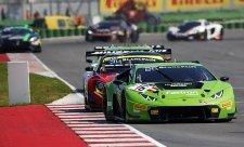 Vybraná společnost ve vytrvalostní části Blancpain GT