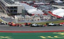 Hamilton: F1 potřebuje náročnější zatáčky