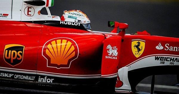 Potrestaný Vettel se nebojí předjíždění