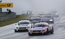 Nevyzpytatelný závod skončil dominancí Mercedesu