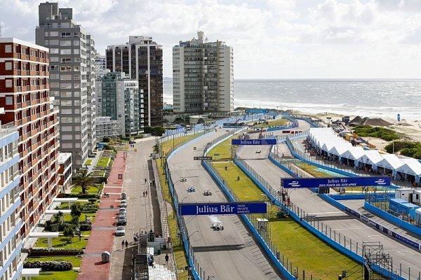 Formule E se zřejmě vrátí do Uruguaye