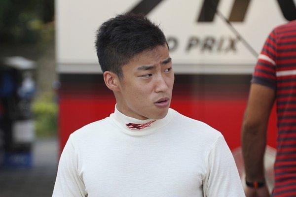 Barcelona: Fukuzumi uspěl v prvním závodě GP3