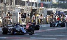 Wehrlein se zeptal, zda může předjet Ericssona