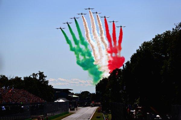 Fotogalerie z VC Itálie