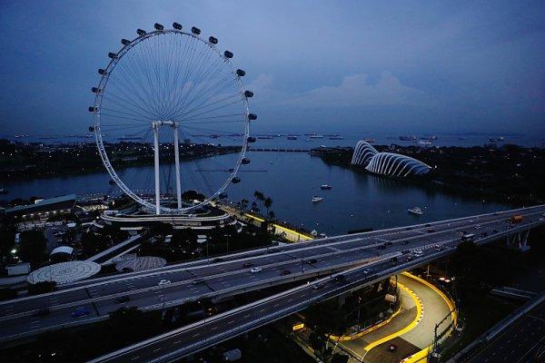Fotogalerie z VC Singapuru