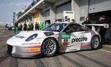 Renauer a Müller vítězi GT Masters na Lausitzringu