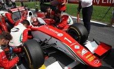 Další zlatý víkend pro Leclerca