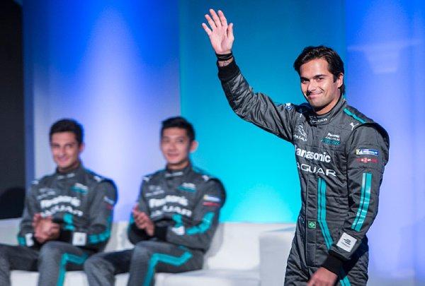 Piquet přestupuje z NextEV do Jaguaru