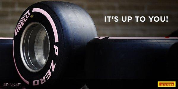 Hlasujte o jménu nové pneumatiky Pirelli!
