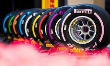 Pirelli překvapilo volbou pneumatik pro Čínu