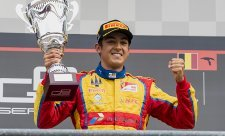 Alesi si ve Spa připsal třetí vítězství