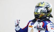 V posledním závodě sezóny vybojoval vítězství Boccolacci