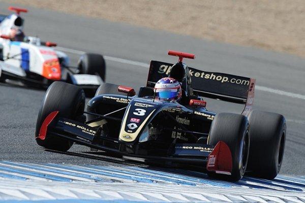Charouz Racing bude závodit ve formuli 2