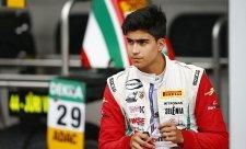 GP3: Correa si ve Spa odbude svůj debut