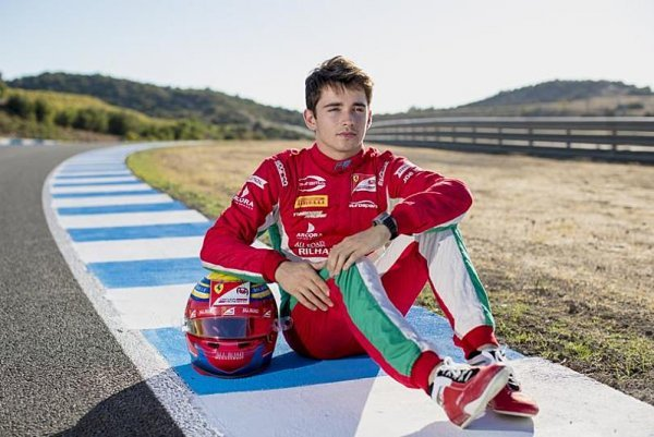 Leclerc vyhrál a stal se šampionem F2