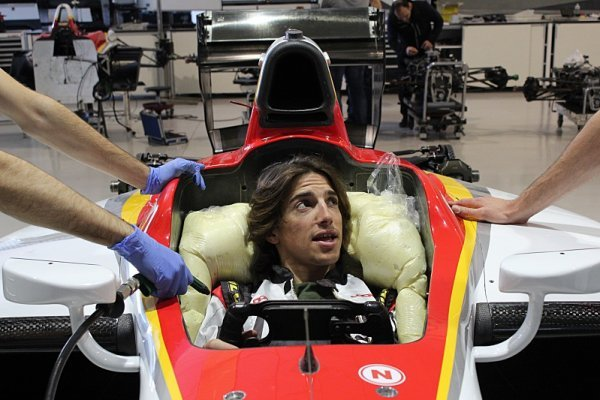 Roberto Merhi bude testovat formuli 2