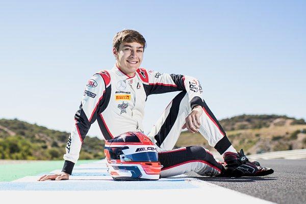 George Russell novým šampionem GP3