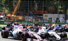 Williams a Force India jezdí s novými motory