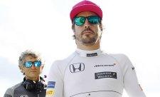 Alonso: Hodně štěstí s Hondou, Toro Rosso!