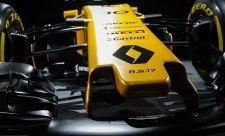 Motor Renaultu se za rok zlepšil o sekundu
