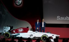 Sauber je A-tým Alfy Romeo, ne béčko Ferrari