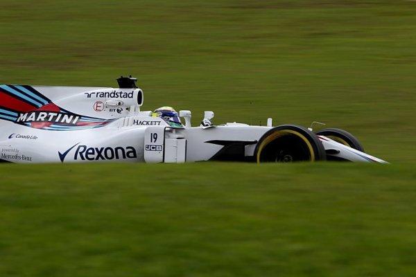 Massa: Perfektní závod na rozloučenou