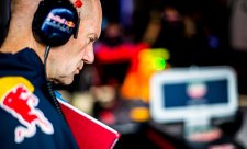Red Bull jmenoval nového technického ředitele