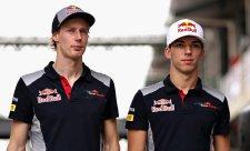 Hartley a Gasly zůstávají v Toro Rosso
