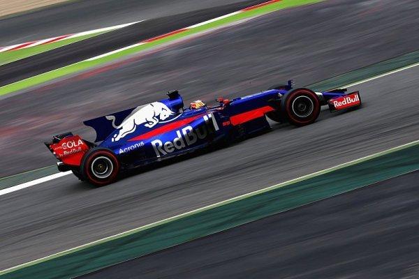 Red Bull musel tišit rozbroje mezi Renaultem a Toro Rosso